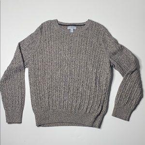 Kim Rogers Ribbed Sweater PXL